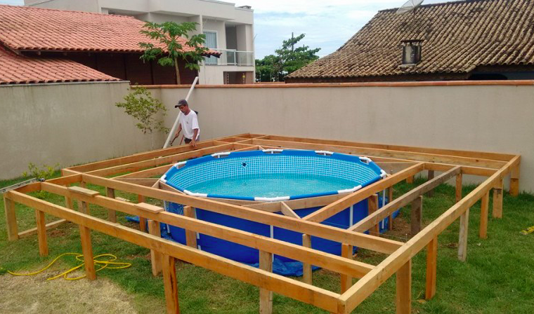Even If The Cost Can Be Frustratingly High, Some People Just Wonu0027t Give Up  On Their Dream To Get A Nice Pool. For These People, Thereu0027s Only One  Solution, ...