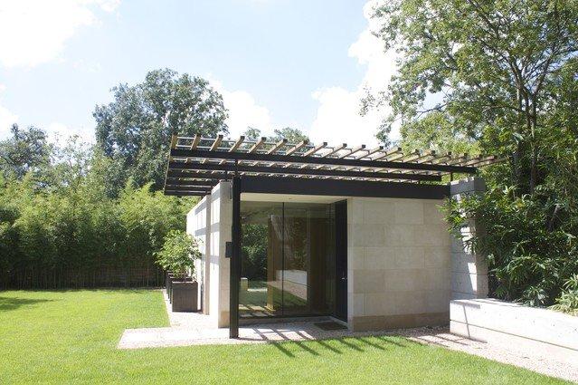 Cabane jardin moderne abri de jardin petit | Nouvel essence