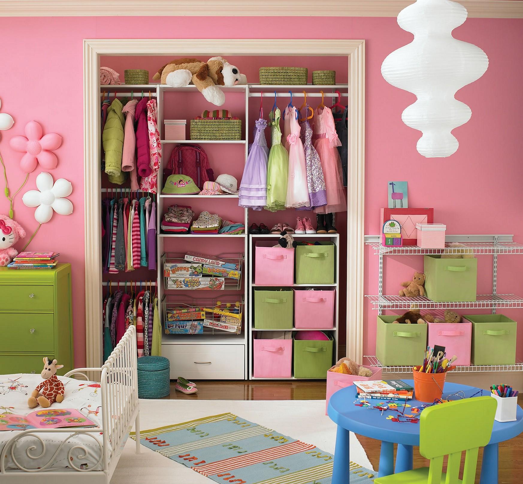 Small Walk In Closet Ideas For Girls Designs