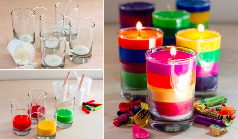 If You Love A Dash Of Colour Re Sure To Melt For These Candles Yes We Had It Was Too Easy And Your Heart Beats Faster Bright